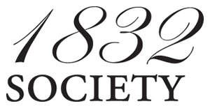The 1832 Society Logo